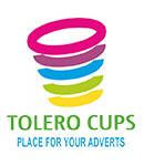 TOLERO CUPS logo