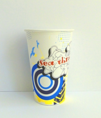 Becher mit Massenthemen 16oz/450ml Generic design