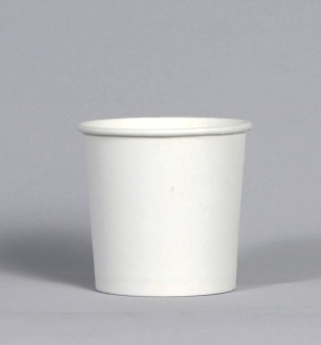Generic design paper cups 5oz/130ml Plain white