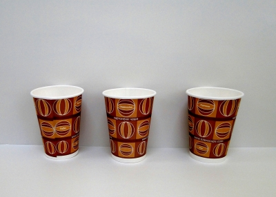 Gobelets pour boissons chaudes 7.5oz/210ml