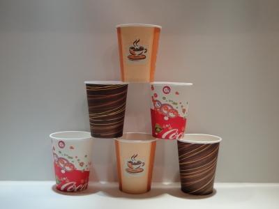 Картонени чаши за топли напитки 10oz/280ml