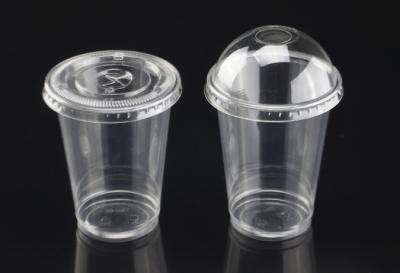 Картонени чаши за студени напитки PET 12oz/350ml