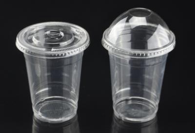 Картонени чаши за студени напитки PET 16oz/450 ml