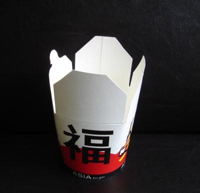 Behållare och Lådor för mat 650 ml/910ml 32oz/910ml-Behållare for kinesisk mat
