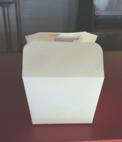 Cutii pentru alimente 650ml/910 ml 850gr Dreptunghiulara Noodle Box