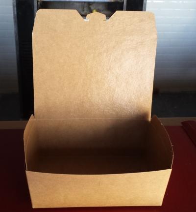 Кутии за храна - еклерова кутия (изработване на кутии по поръчка) Кутия за храна с капак