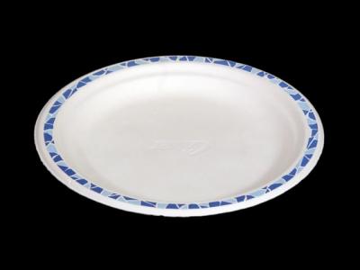 Хартиени чинии (еко чинии) 17см, 24см, 30см; <br/> купа за супа 450мл 23см Картонени чинии